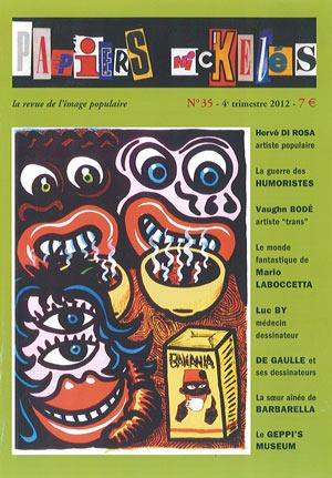 Papiers Nickelés n°35