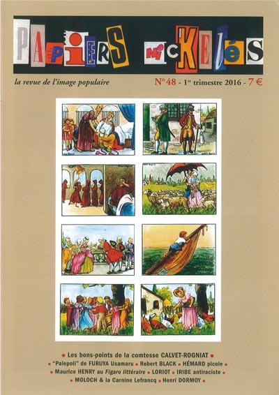 Papiers Nickelés n°48