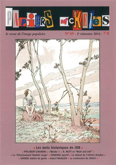 Papiers Nickelés n°49