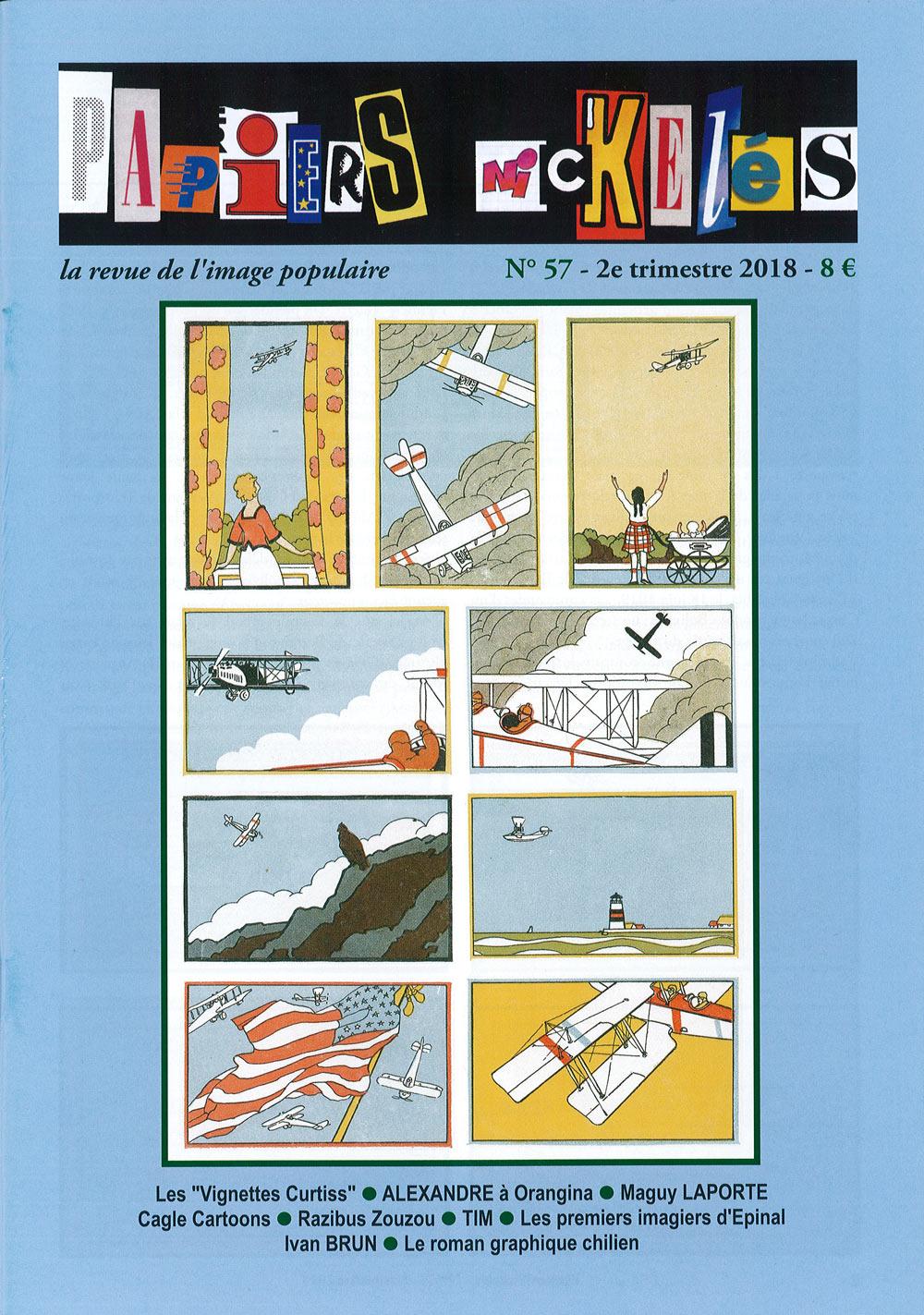 Papiers Nickelés n°57