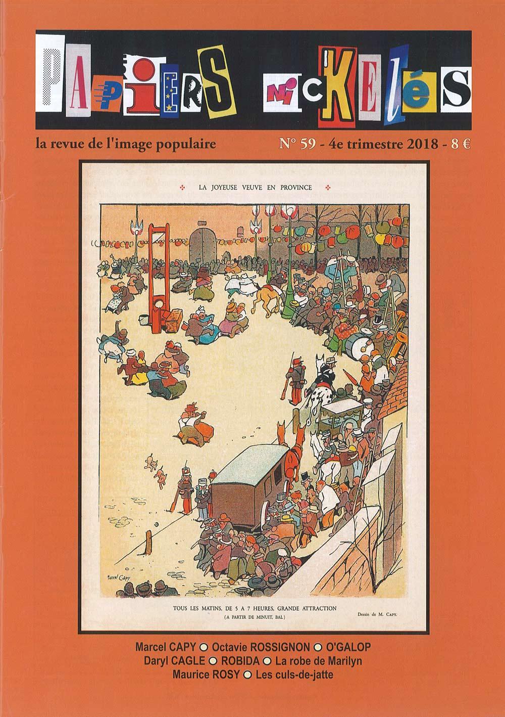 Papiers Nickelés n°59