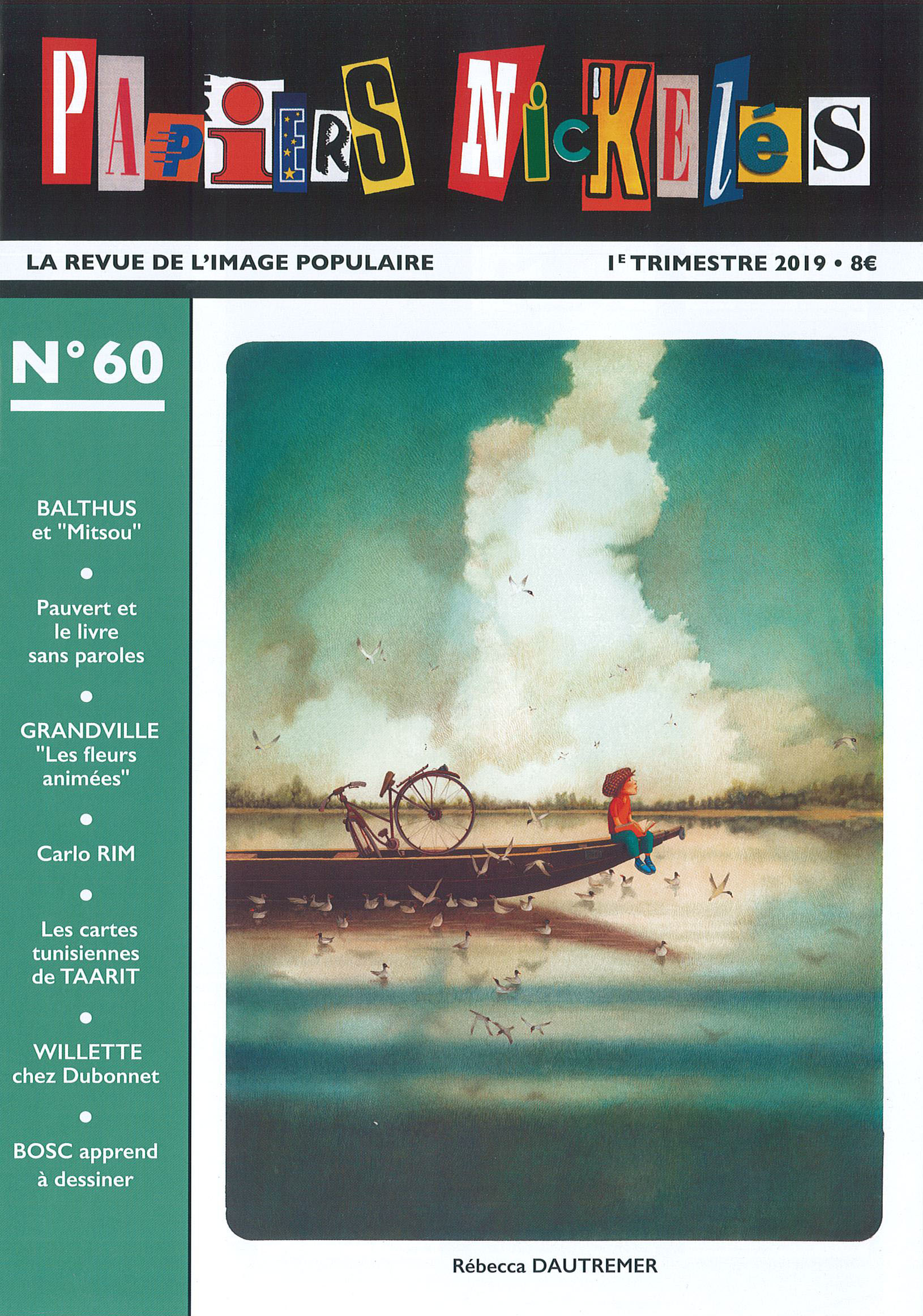 Papiers Nickelés n° 60