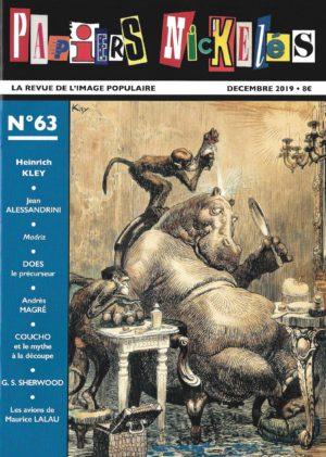 Papiers Nickelés n°63