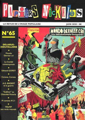 Papiers Nickelés n°65