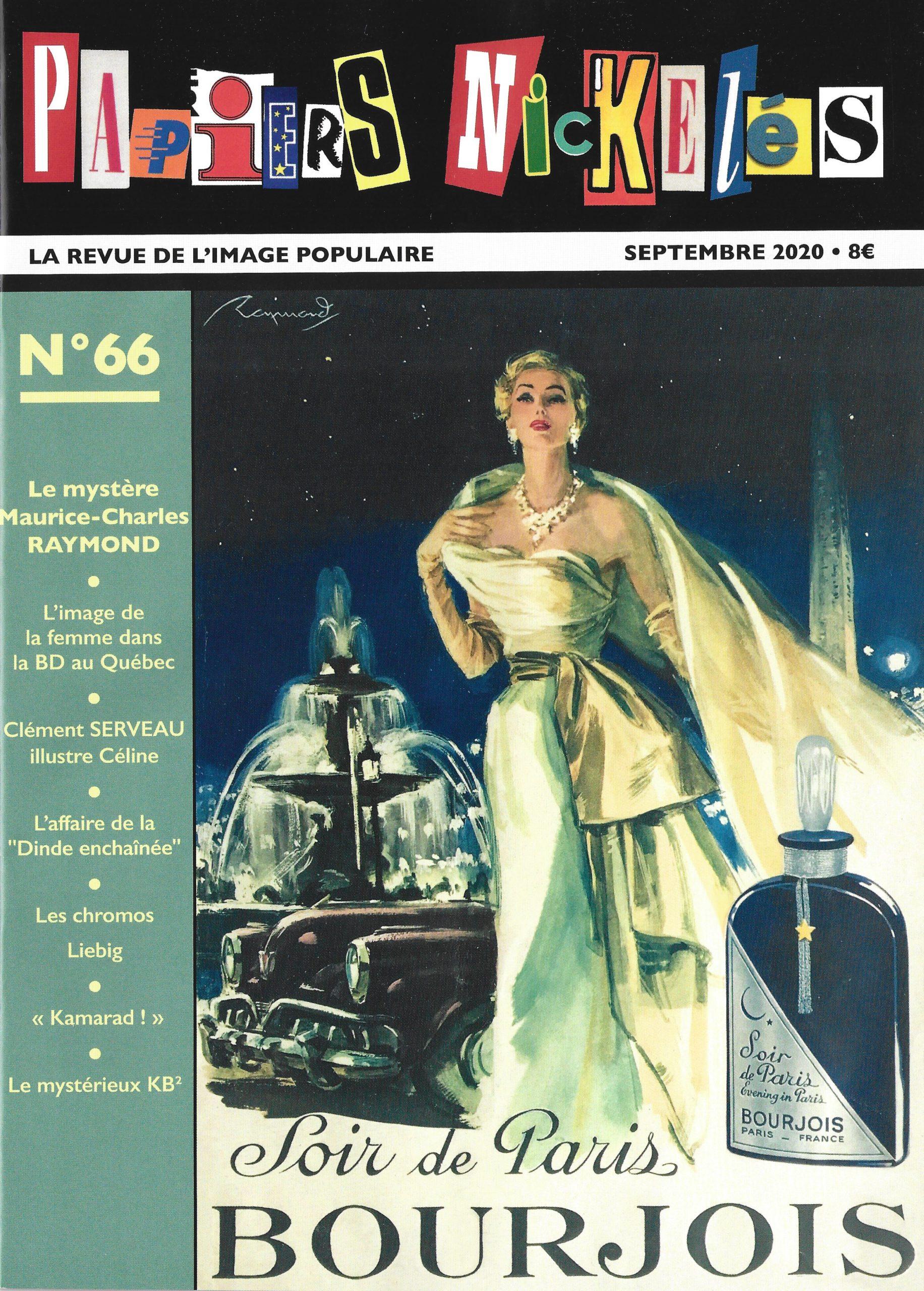 Papiers Nickelés n°66